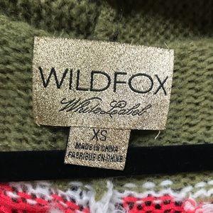 Wildfox Other - Wildfox Military Cardigan